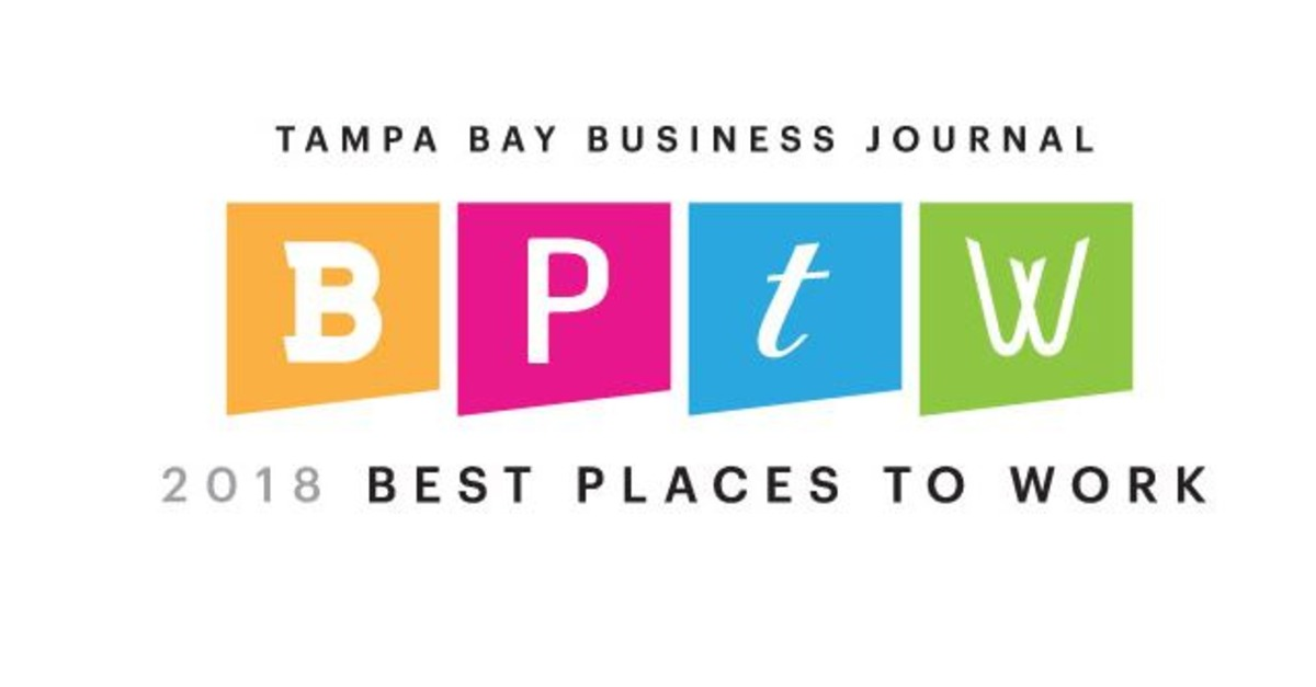TBBJ Best Place to work award