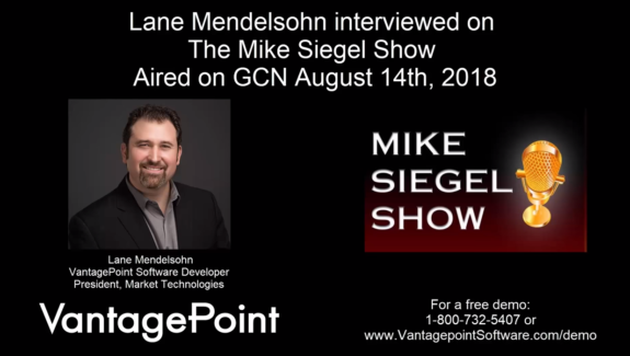 Mike Siegel Lane Mendelsohn interview