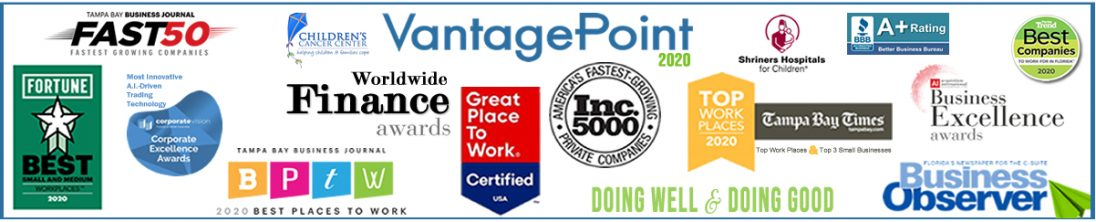 Vantagepoint receives recognition in 2020
