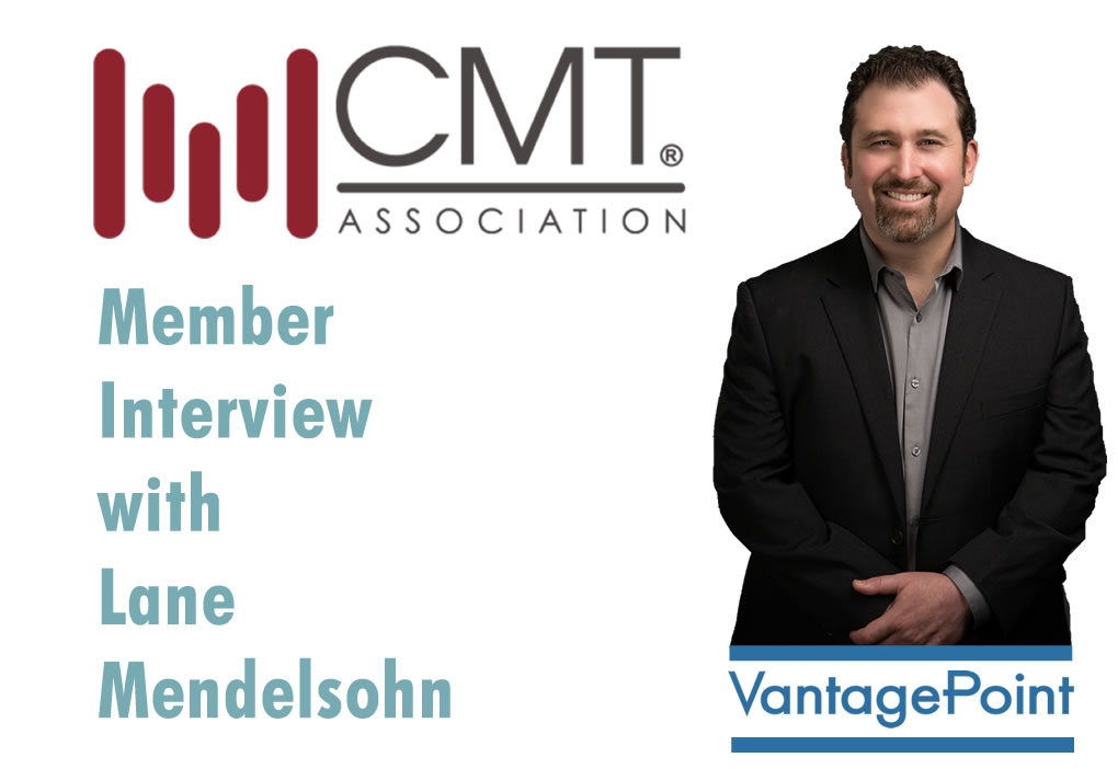 Lane Mendelsohn, President of Vantagepoint AI, LLC, is featured in Technically Speaking magazine from CMT.