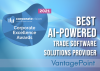 VantagePoint Named Best AI-Powered Trade Software Solution