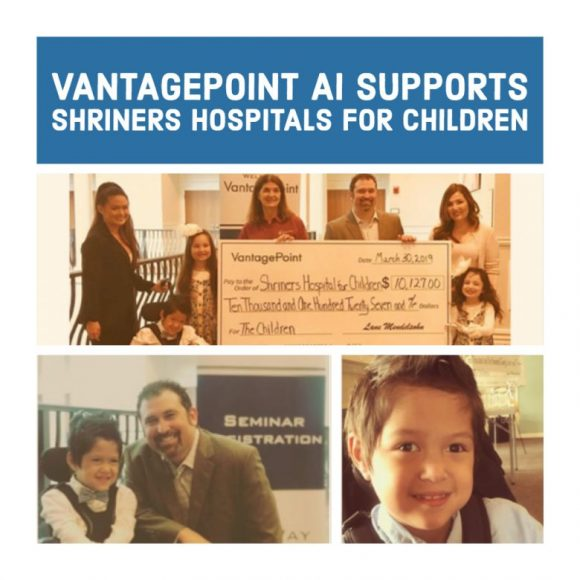 Shriners Donation collage